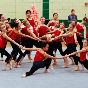 2008-12-14 X-Mas Gymnastics